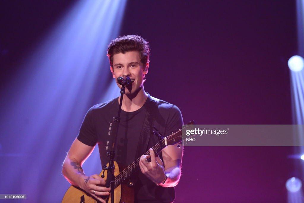 Singer Shawn Mendes Udfører Lost In Japan Den September-4628