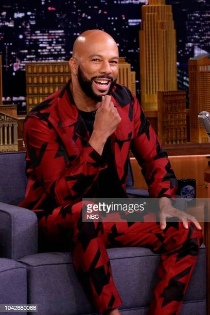 Musician Common during an interview on September 28 2018