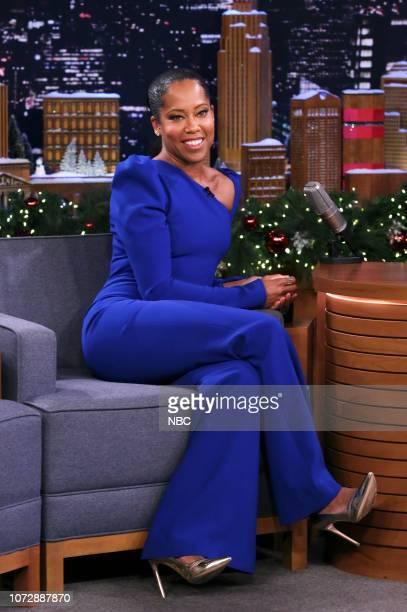 Actress Regina King during an interview on December 13 2018