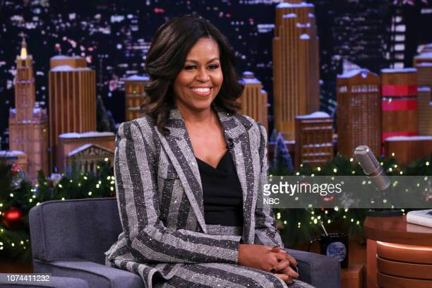 Michelle Obama during an interview on December 18 2018