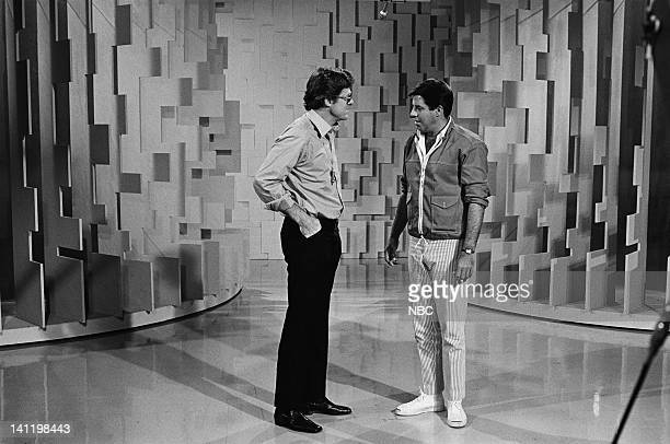SHOW Episode 1 Aired Pictured Robert Culp Jerry Lewis Photo by Frank Carroll/NBCU Photo Bank