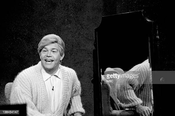 LIVE Episode 1 Aired Pictured Al Franken as Stuart Smalley during the Daily Affirmation skit on September 25 1993