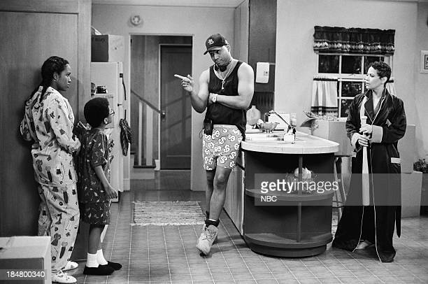 HOUSE Episode 1 Getting To Know You Pictured Maia Campbell as Tiffany Warren Jeffery Wood as Austin Warren LL Cool J as Marion Hill Debbie Allen as...