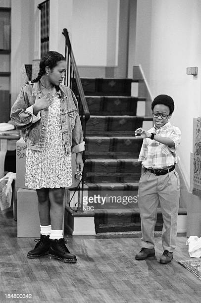 HOUSE Episode 1 Getting To Know You Pictured Maia Campbell as Tiffany Warren Jeffery Wood as Austin Warren