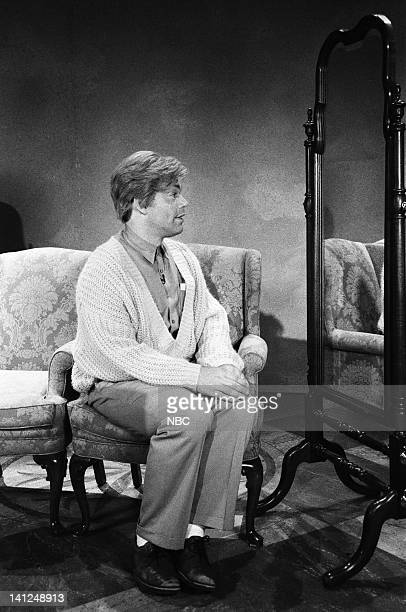 Al Franken as Stuart Smalley during the 'Daily Affirmation' skit on September 28 1991 Photo by Raymond Bonar/NBCU Photo Bank