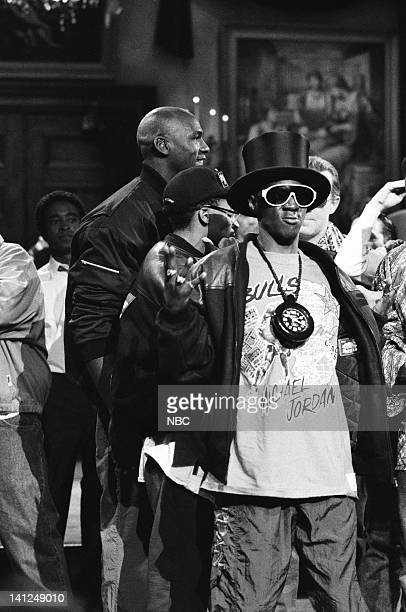 Flavor Flav on September 28 1991 Photo by Raymond Bonar/NBCU Photo Bank