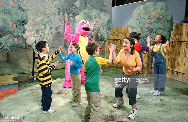 LIVE Episode 10 Aired Pictured Rachel Dratch as Mariaduring The Fun Friend Club skit