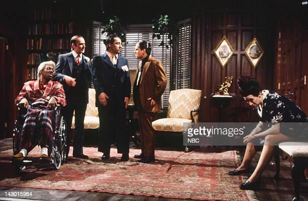Eddie Murphy as Nick Brian DoyleMurray as Don DePaulo Tony Rosato as Vito Bazulo Tim Kazurinsky as Tino Quinsana Robin Duke as mother during the...