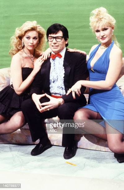 Mike Myers as Dennis Woo during the 'Dennis Woo's Real Estate Fortunes The Easy Way' skit on January 13 1990 Photo by NBC/NBCU Photo Bank