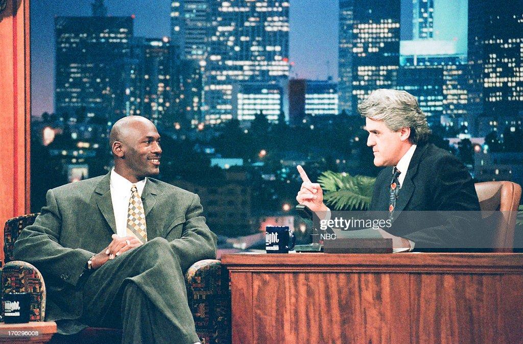 The Tonight Show with Jay Leno - Season 5 : News Photo