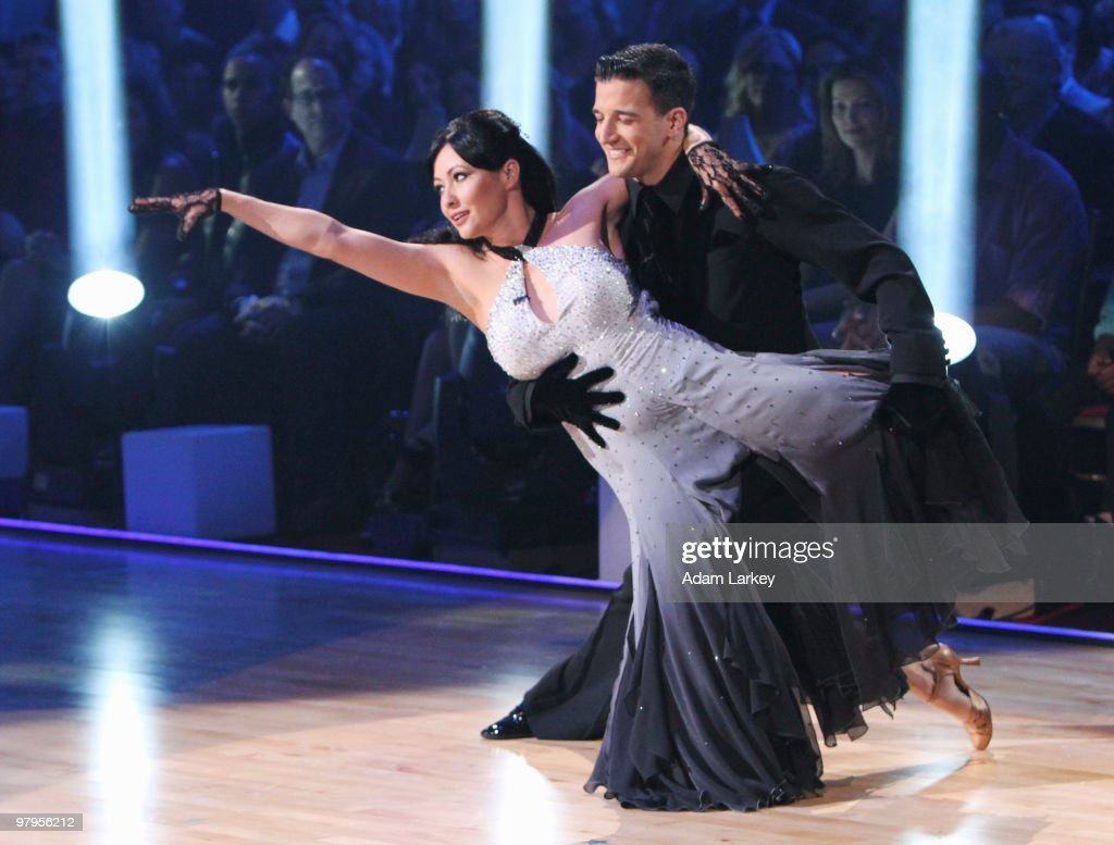 STARS - 'Episode 1001' - All eleven couples danced for the first time on live national television on MONDAY, MARCH 22 (8:00-10:00 p.m., ET), with couples either performing the Viennese Waltz or Cha Cha, in the highly anticipated two-hour season premiere of 'Dancing with the Stars,' on the ABC Television Network. (Photo by Adam Larkey/ABC via Getty Images) SHANNEN