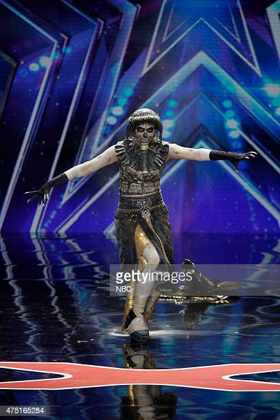 S GOT TALENT Episode 1002 New York Auditions Pictured Red Rum