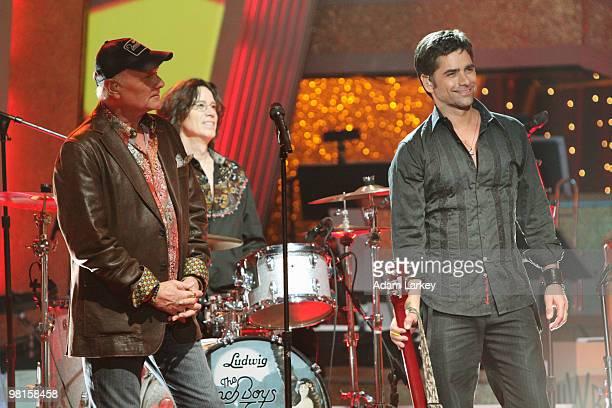 SHOW 'Episode 1002A' Often called 'America's Band' The Beach Boys performed a medley of their hits 'California Girls' 'Kokomo' and 'Fun Fun Fun'...