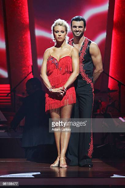 """Episode 1002A"""" - On the season premiere of """"Dancing with the Stars the Results Show,"""" the first couple of the season was eliminated, when """"Dancing..."""