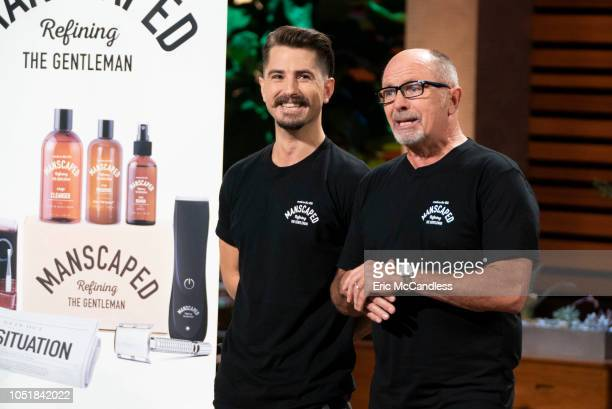 TANK Episode 1004 A fatherandson pair from Carlsbad California introduce a line of manscaping products for today's refined man a husbandandwife duo...