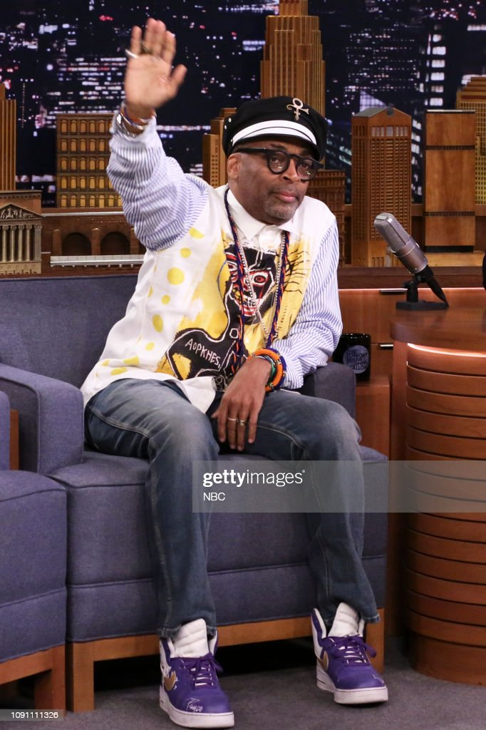 "NY: NBC's ""Tonight Show Starring Jimmy Fallon"" With Guests Matthew Broderick, Spike Lee, Maddie Ziegler, YO GOTTI FT. LIL BABY"