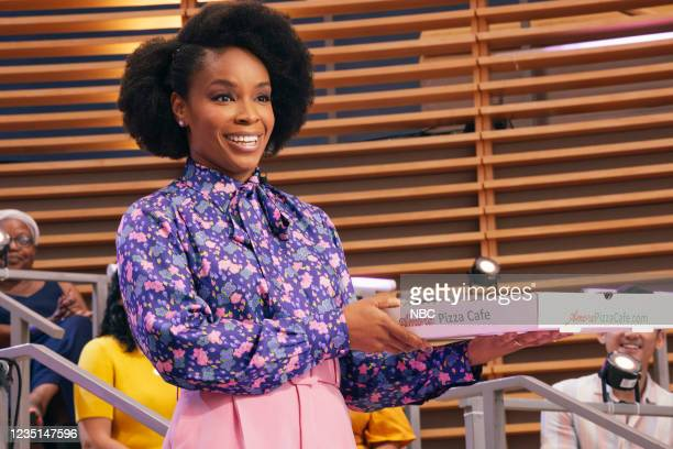 Episode 1005 -- Pictured: Amber Ruffin --