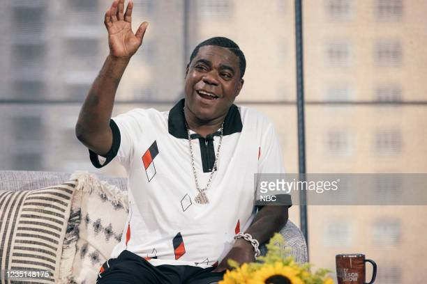 Episode 1006 -- Pictured: Tracy Morgan --