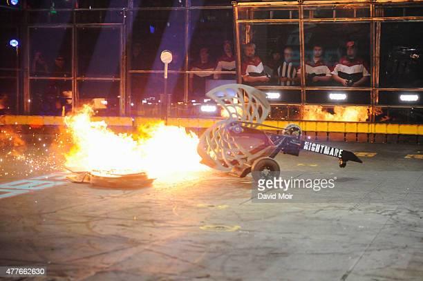 BATTLEBOTS 'Episode 101' 'BattleBots' the epic robotfighting tournament kicks off SUNDAY JUNE 21 as the first round of next generation robots that...