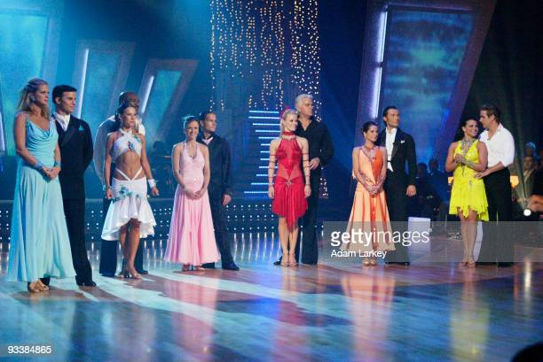 STARS Episode 101 In the first round of competition each couple demonstrated how well their training and rehearsing paid off by performing a...