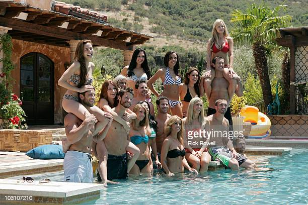 PAD 'Episode 101' On the highly anticipated series premiere of ABC's 'Bachelor Pad' MONDAY AUGUST 9 the competition begins as 19 former castoffs from...