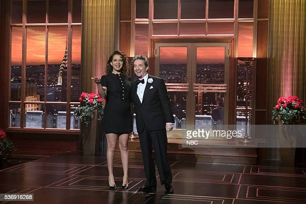 Maya Rudolph Martin Short on May 31 2016