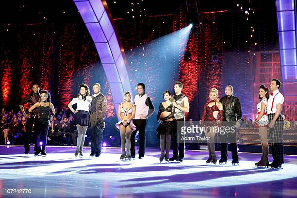 STARS Episode 102 All six couples took to the ice with their professional partners for the second time in front of a live audience on Skating with...