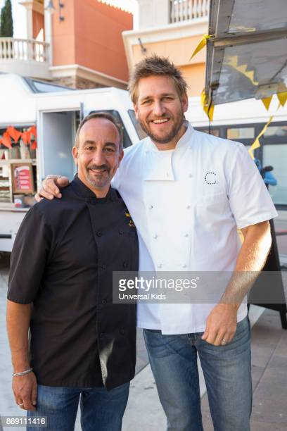 Guest Judge Dave Danhi Head Judge Curtis Stone