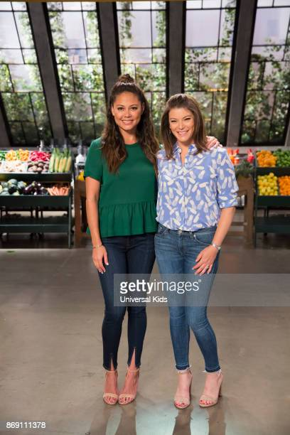 Host Vanessa Lachey Guest Judge Gail Simmons