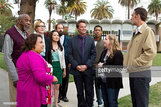 Tonita Castro as Fausta Bill Cobbs as George Julie White as Anne Suzy Nakamura as Yolanda Brett Gelman as Mr K Matthew Perry as Ryan King Tyler James...