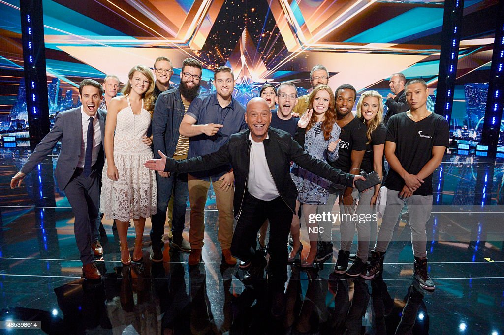 "NBC's ""America's Got Talent"" - Episode 1020"