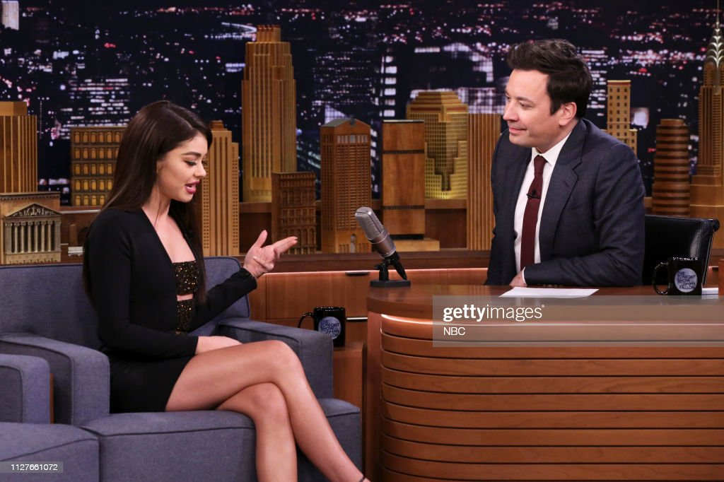 "NY: NBC'S ""Tonight Show Starring Jimmy Fallon"" With Guests Tyler Perry, Sarah Hyland, Tonight Showbotics, WEEZER"