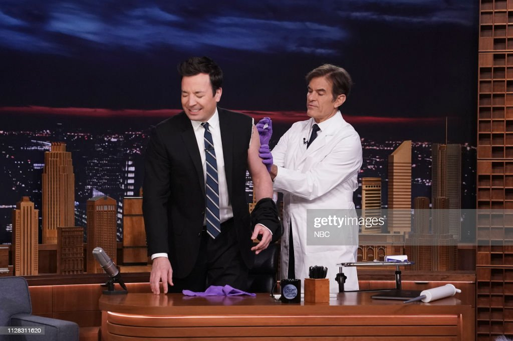 "NY: NBC'S ""Tonight Show Starring Jimmy Fallon"" With Guests Ryan Seacrest, Shin Lim"