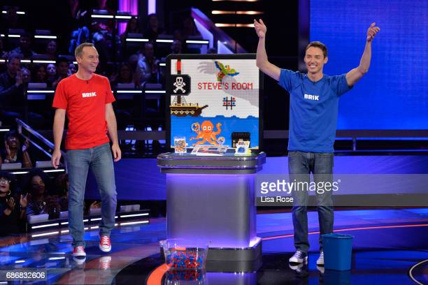 """Episode 103"""" - The premiere of the seed-funding competition reality series """"Steve Harvey's FUNDERDOME,"""" airing on SUNDAY, JUNE 11 , on The Walt..."""