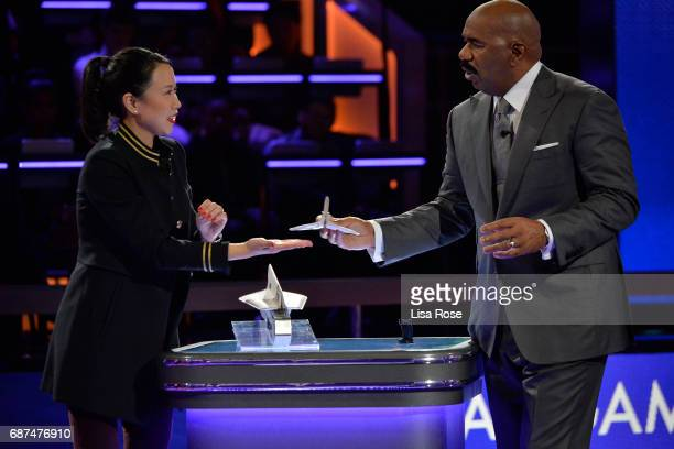 FUNDERDOME Episode 103 The premiere of the seedfunding competition reality series Steve Harvey's FUNDERDOME airing on SUNDAY JUNE 11 on The ABC...