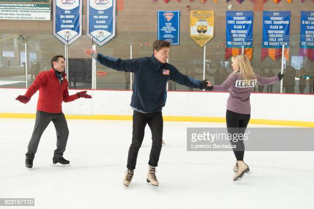 GAMES Episode 104  Its the final countdown for the remaining couples who will face off in the final event Couples Ice Dancing As this journey comes...