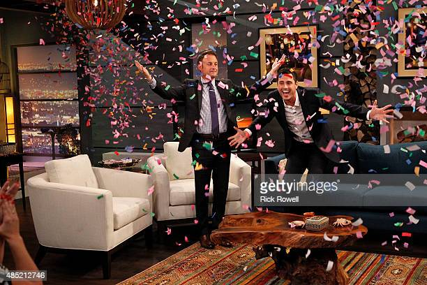 PARADISE Episode 104 The wait is finally over as the new Bachelor for the series' landmark 20th season was introduced live instudio and sat down with...