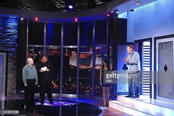 ACE Episode 105 Air Date Pictured Andrew Weinstein Steve Schirripa Megan Abrigo Erick Lindgren Photo by Stephanie Moore/NBCU Photo Bank