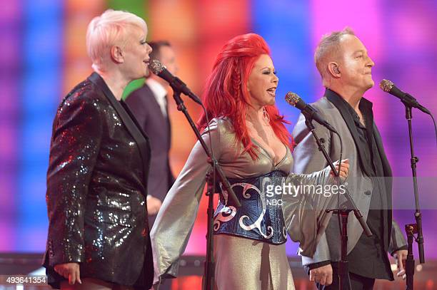 Cynthia Schneider: Kate Pierson Stock Photos And Pictures