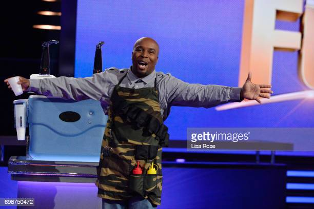 """Episode 105"""" - The seed-funding competition reality series """"Steve Harvey's FUNDERDOME"""" featuring two aspiring inventors going head-to-head to win..."""