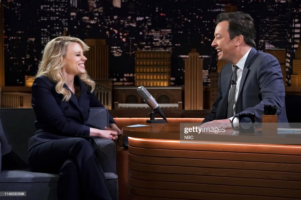 "NY: NBC'S ""Tonight Show Starring Jimmy Fallon"" With Guests Kate McKinnon, Noah Centineo, MAC DEMARCO"
