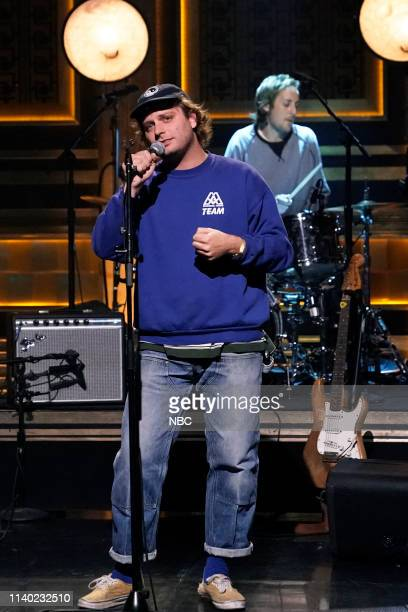 Musical guest Mac DeMarco performs on April 29 2019