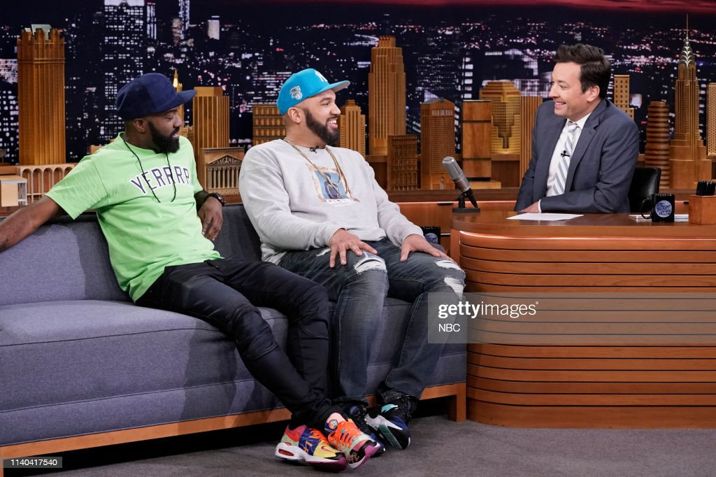 "NY: NBC'S ""Tonight Show Starring Jimmy Fallon"" With Guests Charlize Theron, Desus and Mero, Robert Irwin"