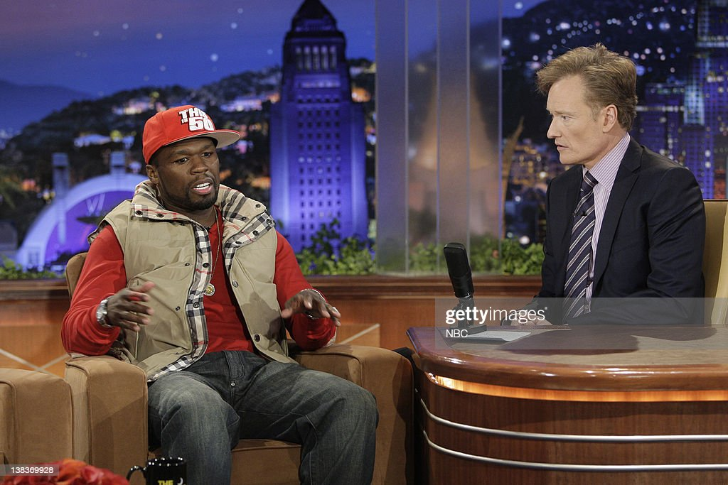 Interview 50 cent about who he dating