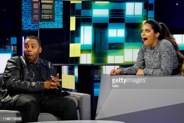 Kenan Thompson Lilly Singh