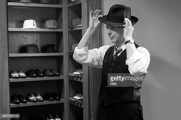 Sean Hayes as Detective Burt Cassidy during the 'Burt Cassidy Gay Detective' sketch on July 12 2016