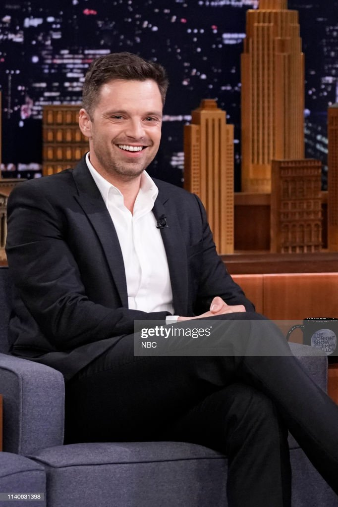 "NY: NBC'S ""Tonight Show Starring Jimmy Fallon"" With Guests Alexander Skarsgård, FONTAINES D.C."