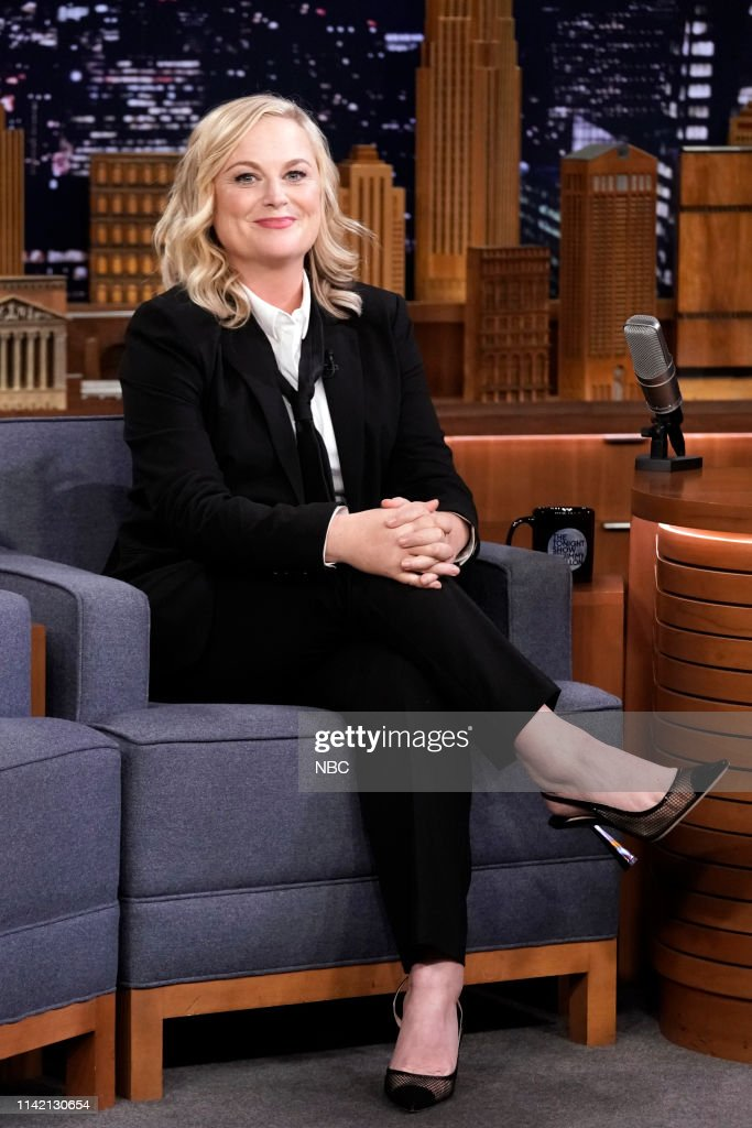 "NY: NBC's ""Tonight Show Starring Jimmy Fallon"" with Guests Amy Poehler, Ryan Eggold, VAMPIRE WEEKEND"
