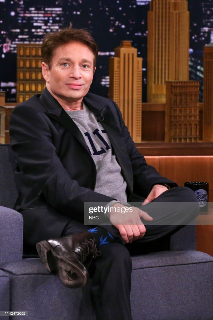 "NY: NBC's ""Tonight Show Starring Jimmy Fallon"" with Guests Halle Berry, Chris Kattan, LUKE COMBS"