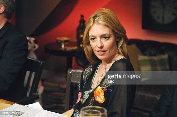 S DINNER PARTY Episode 107 'Bangers N' Cash' Pictured TV Personality Cat Deeley